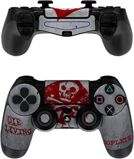 SOFLETE Die Living Bomber - PS4 Controller Skin Sticker Decal Wrap (Controller NOT INCLUDED)