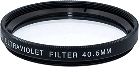 40.5MM UV Ultraviolet Filter for Sony Alpha a6500, a6300, a6000, a5000, a5100, a3000, Compact System Camera with SELP1650 16-50mm Power Zoom Lens (40.5mm)