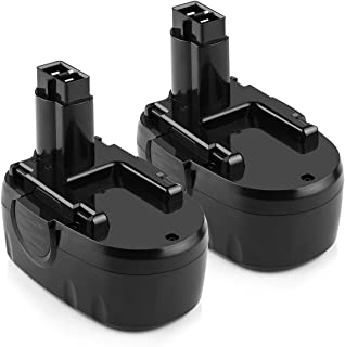 Energup Replacement 2 Pack 3500mAh 18V Worx Battery Compatible with Worx WG150, WG152, WG250, WG541, WG900, WG901 WA3512 WA3511 WA3512.1, Ni-Cad Worx 18v Battery