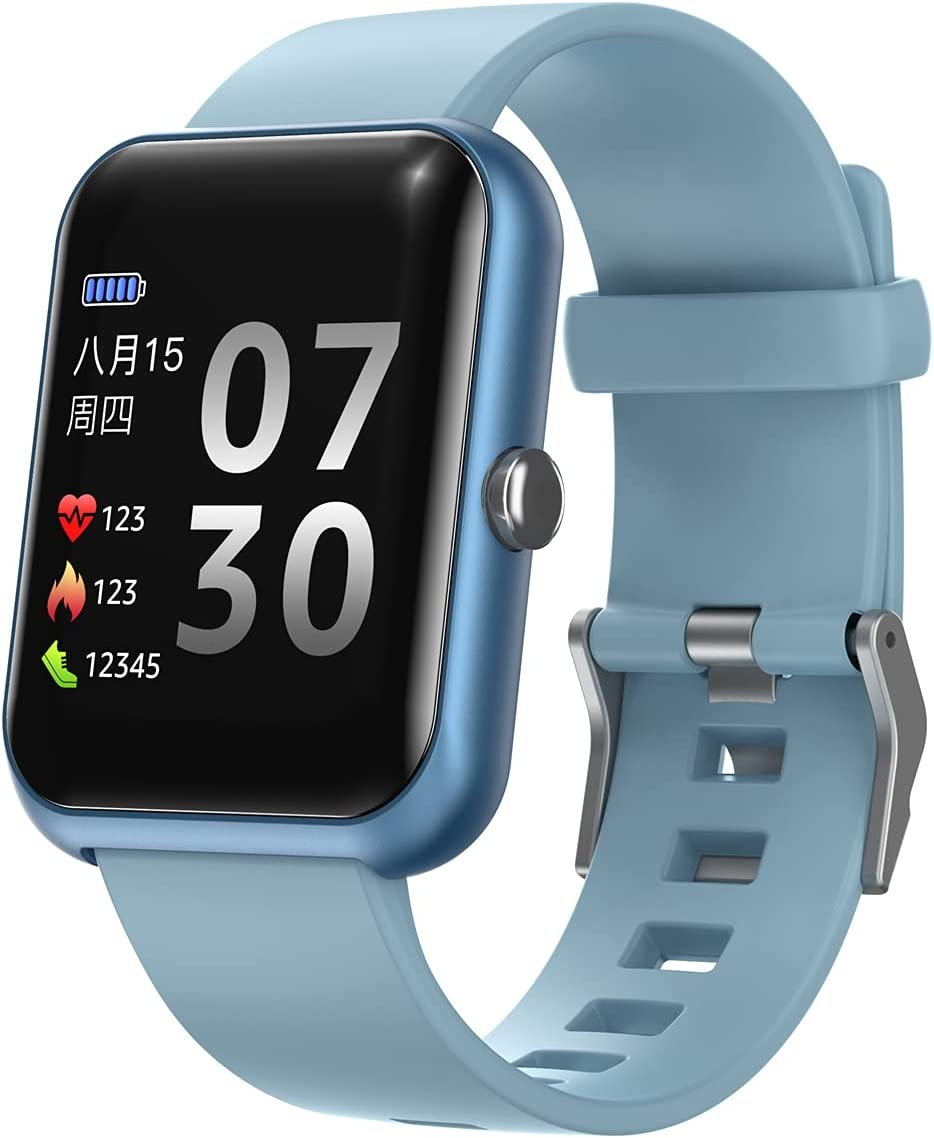 S20 Square Smart Watch Fitness half Dealing full price reduction Bluetooth R Tracker Heart Watches