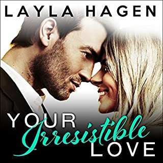 Your Irresistible Love     Bennett Family, Book 1              By:                                                                                                                                 Layla Hagen                               Narrated by:                                                                                                                                 Kasha Kensington,                                                                                        Aiden Snow                      Length: 8 hrs and 28 mins     38 ratings     Overall 4.5