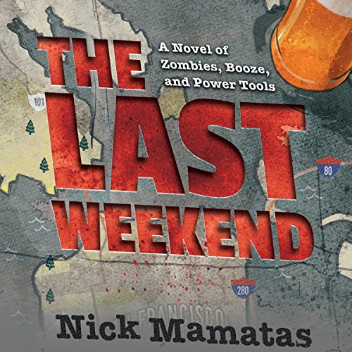 The Last Weekend audiobook cover art