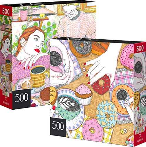 500-Piece Jigsaw Puzzles Now $5.83 (Was $14.99)