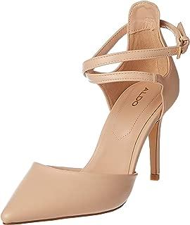 Aldo Thaecia Heel For Women, Tan, Size 41 EU