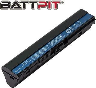 Battpit AL12A31 Battery for Acer AL12B32 AL12B31 AL12B72 AL12X32 Aspire One 725 756 Chromebook C710 AK.004BT.098 Aspire V5-121 V5-131 V5-171 Series Chromebook C710 TravelMate B113 (4400mAh / 49Wh)