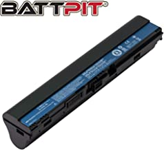 Battpit AL12A31 Battery for Acer AL12B32 AL12B31 AL12B72 AL12X32 Aspire One 725 756 Chromebook C710 AK.004BT.098 Aspire V5-121 V5-131 V5-171 Series Chromebook C710 TravelMate B113 (4400mAh / 49Wh)