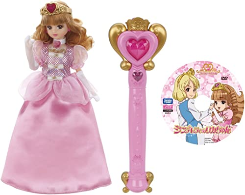 Lica chan Princess Cinderella Lica (doll) [JAPAN] (japan import)