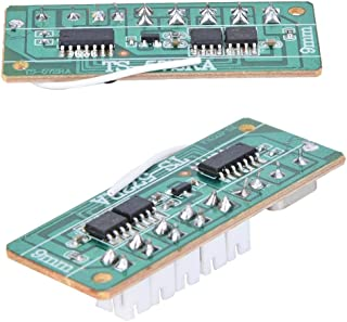 RC Integrated Circuit Board, RC Car Plastic Integrated Circuit Board Compatible with MN-35 MN-66 B-14 B-24 Q62 Q65 MN-90