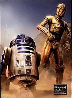 Star Wars Galactic Files Series 1 Base Card #94 R2-D2