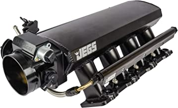 JEGS 513050K1 Fabricated Intake Manifold Kit GM LS1/LS2/LS6 Includes: Fabricated