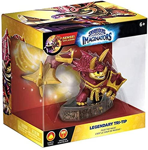 Skylanders Imaginators Legendary Tri-Tip Exclusive Figure
