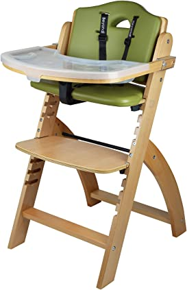 Explore wooden high chairs for babies