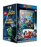 Coffret DC Comics Super Heroes : Lego Batman + La Ligue des Justiciers vs Bizarro + L'attaque de la Légion Maudite + L'affrontement Cosmique + S'évader de Gotham City [Édition Limitée]