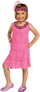 Costumes Baby Girl's Flapper Toddler Costume