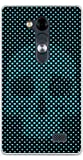 ONOZO Soft TPU Gel Case for LG L Fino Design Skull with