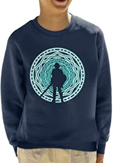 Cloud City 7 Twilight Realm Kid's Sweatshirt