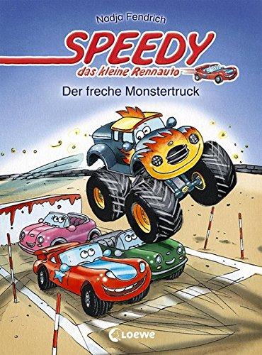 Speedy, das kleine Rennauto – Der freche Monstertruck