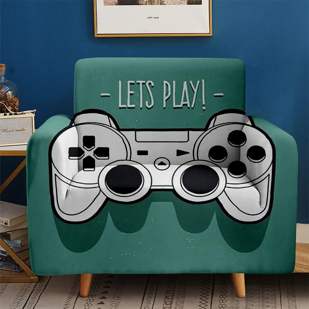 Hosima Gaming Silpcover White Gamepad Graffiti Style High material Joystick Award Ga