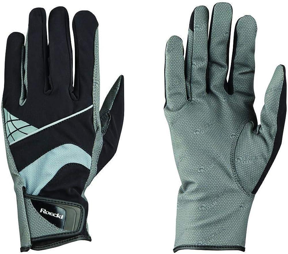 Roeckl Sports Handschuhe Montreal Unisex Reithandschuh Touchscreen Kompatibel Sport Freizeit