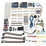 Kungfu Mall Ultimate UNOR3 Starter mit Stepper Servomotorrelais RTC Kits für Arduino