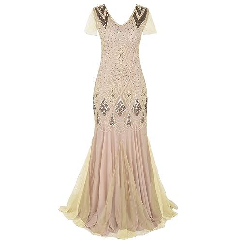 Art Deco Dress Plus Size: Amazon.com