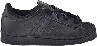adidas Superstar C Little Kids Shoes Core Black d70185 (11 M US)