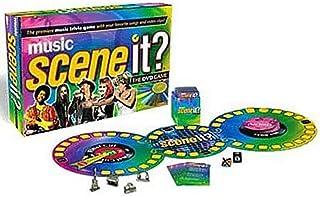 Mattel Music Scene IT? The DVD Game