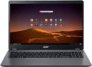 Notebook Acer 15,6 A315-56-569F i5-10ª 4GB 256SSD Linux