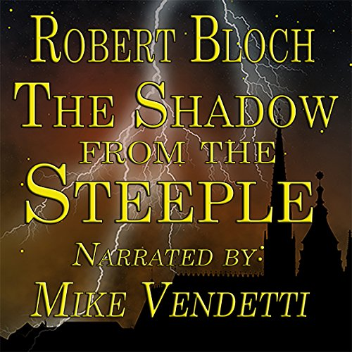 The Shadow from the Steeple cover art