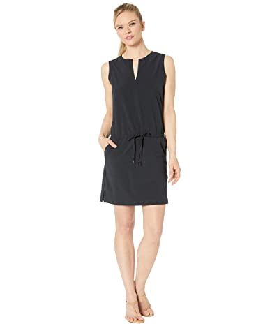 Lole Marina Momentum Dress (Black) Women