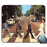 BEATLES ビートルズ (来日55周年記念 ) - ABBEY ROAD MOUSE PAD / マウスパッド 【公式 / オフィシャル】