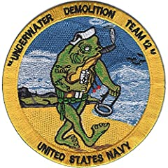 Popular Patch Orders Over $20 Include Free Shipping! Iron On Backing Popular Patch is your source for high quality embroidered military patches. Collectible military patch reproduction, brand new, never used or worn. Height: 4.00 inches, Width: 4.00 ...