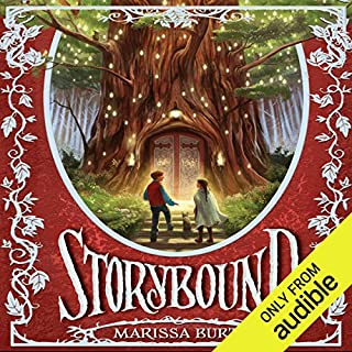 Storybound                   By:                                                                                                                                 Marissa Burt                               Narrated by:                                                                                                                                 Elizabeth Evans                      Length: 9 hrs and 2 mins     199 ratings     Overall 4.1