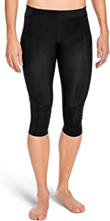 SKINS Women's Compression A400 3/4 Tights Capri Leggings Sport