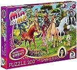 Mia and Me: In Centopia. Glitzerpuzzle