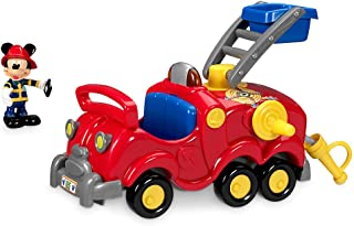 Disney Mickey Mouse Fire and Rescue Toy Vehicle