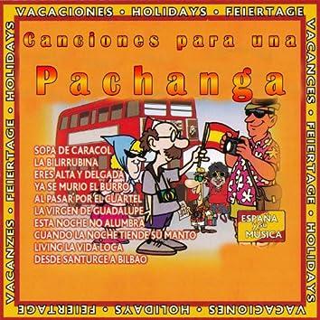 Canciones para una Pachanga