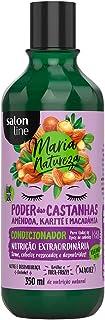 Condicionador Uso Diário 350ml Maria Natureza Poder das Castanhas Unit, Salon Line