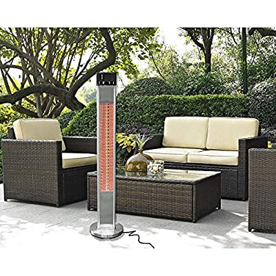 Westinghouse WES31-15110 1500W Freestanding Patio Heater