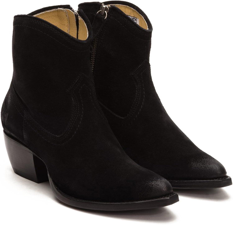 Frye Women's Sacha Short-OS Western Boot