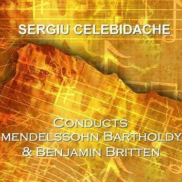 Mendelssohn Bartholdy & Britten