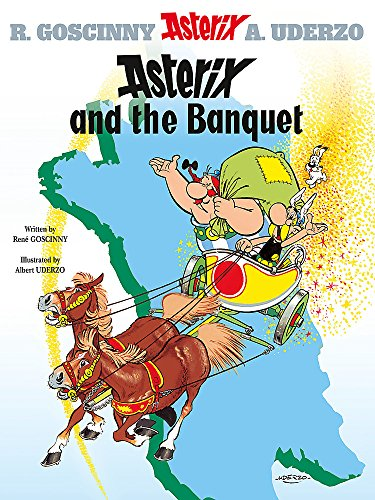 Asterix and the Banquet: Album 5: Bk. 5