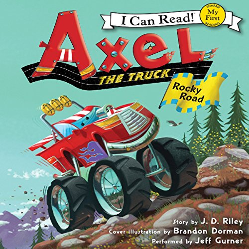 Axel the Truck: Rocky Road cover art
