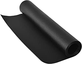 Goplus Thicken Treadmill Mat for Hardwood Floors High Density Waterproof PVC, Floor Protector Pad for Exercise Equipment for Home and Gym Use, Large Size
