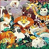 BAB.LI.JIE DIY Pintura al óleo Digital Set Pintura Imagen Arte artesanía Regalo Incluyendo hogar decoración de la Pared Arte Pared Arte Pintura El Mago de oz(40*50 cm)