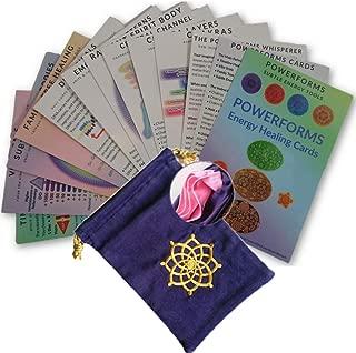 Powerforms Carry Bag + Energy Healing Cards Bundle (Save $10)