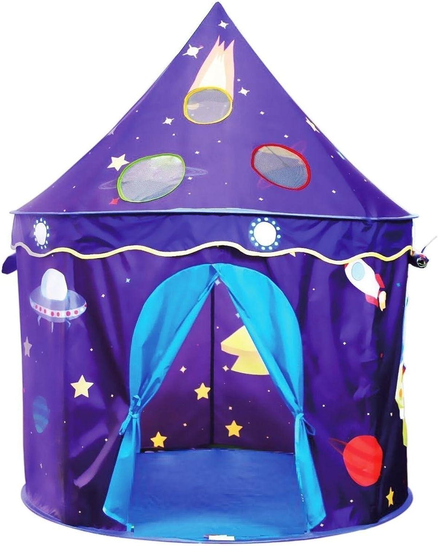 Tende Per Bambini Castello Di Spazio Tende In Poliestere Prima Educazione Casa Giocattolo