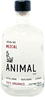 Mezcal Organico Animal Botella de 750 ml