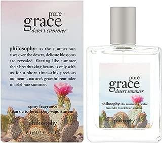 Philosophy Pure Grace Desert Summer Fragrance 2.0 oz EDT Spray for Women
