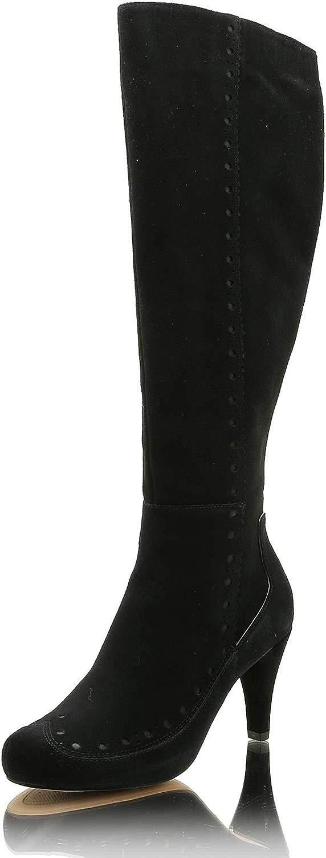 Damen Stiefel Stiefel Dalia Sierra schwarz 26134951  perfekt